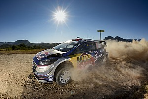 WRC Actualités Ogier veut gagner le titre dès le Pays de Galles