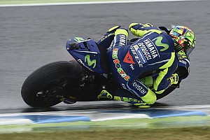 MotoGP Breaking news VIDEO: Rossi terjatuh dan tersingkir dari balapan Motegi