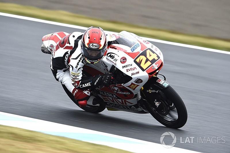 Moto3もてぎ決勝:鈴木竜生、惜しくも表彰台逃す4位。フェナティ優勝