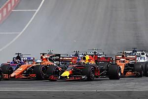 Formule 1 Actualités Pneus - Des choix très agressifs pour Red Bull et McLaren à Spa