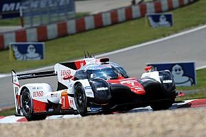 WEC Trainingsbericht WEC 2017 am Nürburgring: Lopez mit Bestzeit für Toyota im 3. Training