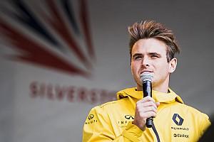 فورمولا 1 أخبار عاجلة رولاند يحصل على فرصة إضافية لقيادة سيارة رينو للفورمولا واحد