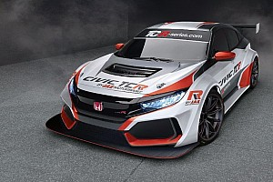 TCR BRÉKING TCR: a vadonatúj Honda Civic Type R versenygép