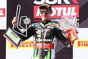 World Superbike Race report Buriram WSBK: Rea takes dominant win in Race 1