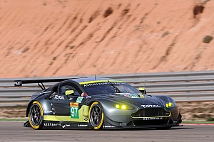 WEC Breaking news Aston Martin ramps up backing for WEC outfit