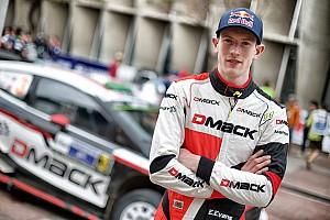 WRC Rapport d'étape Belle avance pour Evans au terme de la première étape