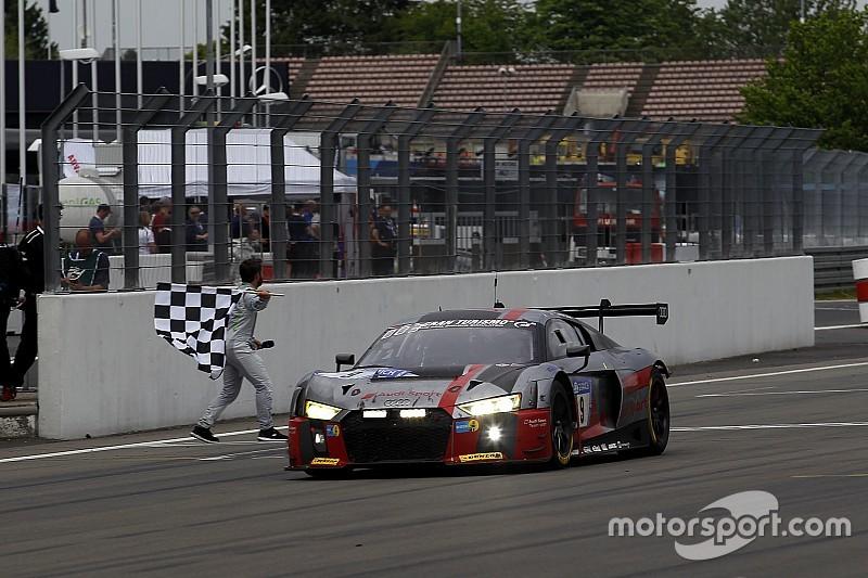 Frijns teleurgesteld na derde plaats in 24 uur Nürburgring