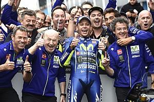 MotoGP Special feature Valentino Rossi - Review paruh musim MotoGP 2017