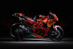 MotoGP News KTM zeigt MotoGP-Bike für die Motorrad-Saison 2017