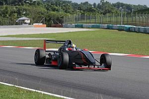 Other open wheel Laporan tes Tes Formula Masters: Keanon Santoso pertajam catatan waktu
