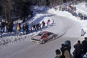 Video: Terug in de tijd met de befaamde Monte Carlo Rally 1991