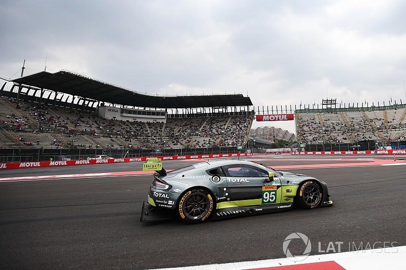 WEC Meksiko: Ferrari dipenalti, Aston Martin menangkan GTE Pro
