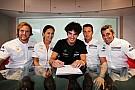 Carrera Cup Italia Rovera è il giovane che rappresenterà l'Italia all'International Shoot Out della Carrera Cup