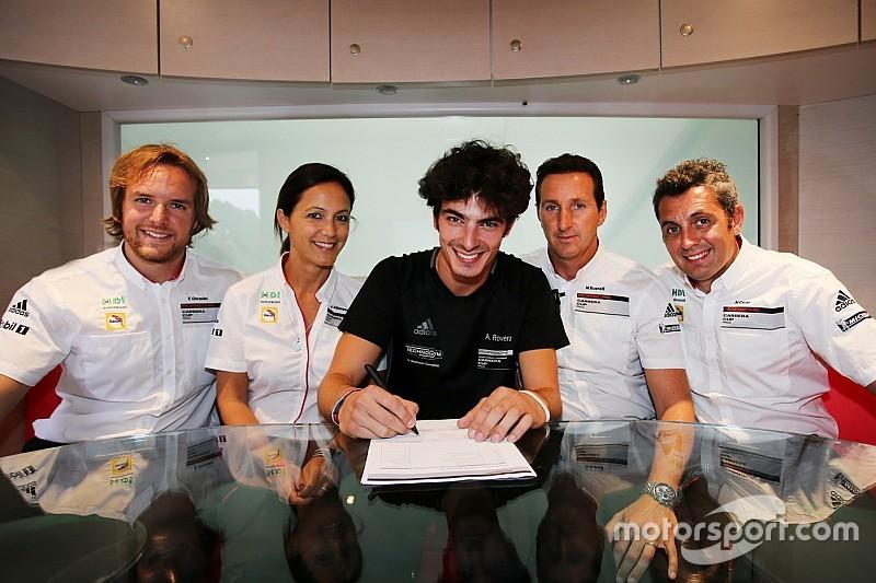 Rovera è il giovane che rappresenterà l'Italia all'International Shoot Out della Carrera Cup