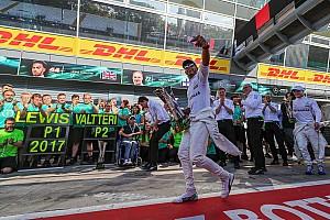 Formule 1 Commentaire L'œil de James Allen : Mercedes frappe fort sur les terres de Ferrari