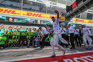 Formula 1 Commentary James Allen on F1: Big margin for Mercedes in Monza