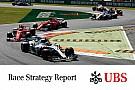 James Allen: As estratégias em Monza