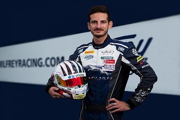 "BES Ultime notizie Alex Fontana torna ""a casa"": ha firmato con Emil Frey Racing!"