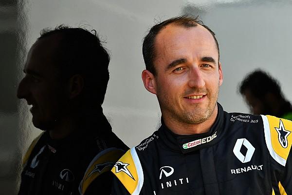 Formula 1 Son dakika Hughes: Kubica 2018'de %98 Williams'ta