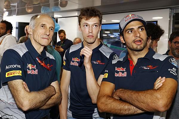 Sainz harap Kvyat bisa kembali ke F1