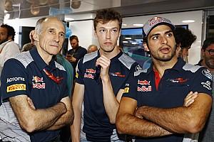Fórmula 1 Noticias Toro Rosso quiere a un Kvyat menos emocional