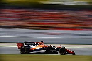 Formule 1 Réactions Un bon départ n'aurait pas suffi pour jouer les points, selon Alonso