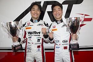 FIA F2 Actualités L'avenir de Fukuzumi et Matsushita est dévoilé