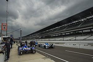 IndyCar Новость Квалификацию Indy 500 отложили из-за плохой погоды