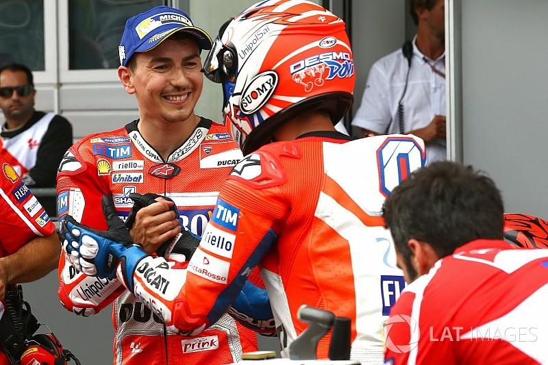Lorenzo segítene Dovinak, csak még nem most