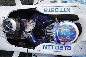 IndyCar Últimas notícias Dixon é