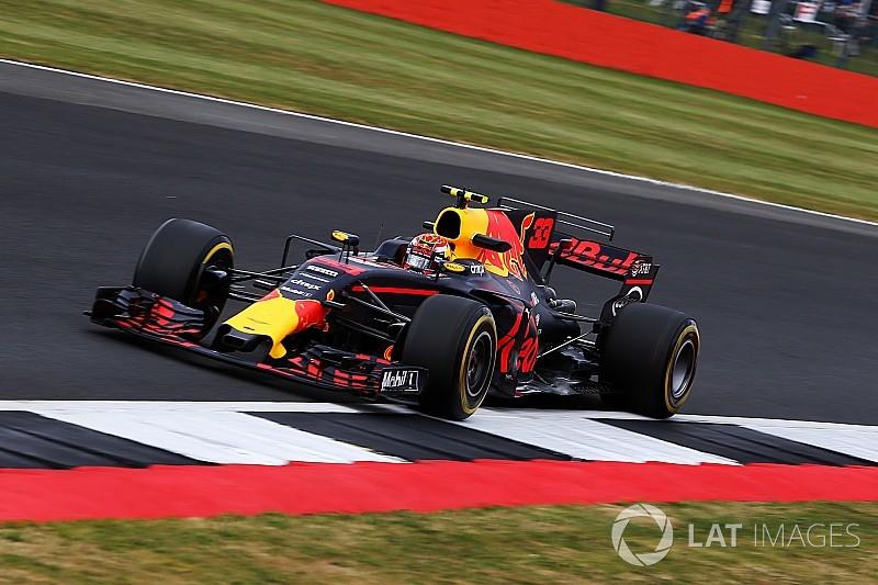 Проблемы с темпом в Сильверстоуне удивили Red Bull