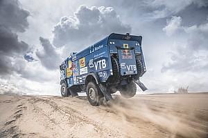 Dakar Stage report Dakar 2017, Stage 8: Van den Brink wins, Sotnikov retakes lead