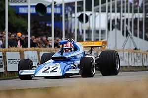 Historisch News Die schönsten Formelautos beim Goodwood Festival of Speed 2017