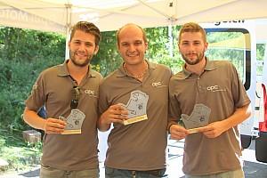 Trofei marca svizzera Gara OPC Challenge: Sandro Fehr stupisce tutti a Chamblon!