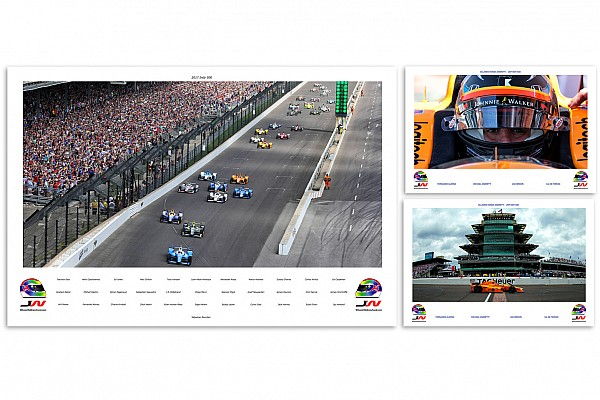 IndyCar Alonso among contributors to Wilson Children's Fund auctions