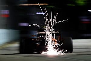 Формула 1 Блог Гран Прі Сінгапуру: аналіз кваліфікації від Макса Подзігуна