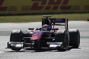FIA F2 速報ニュース 【F2】バルセロナ・レース2:松下がトップチェッカー。今季初優勝!