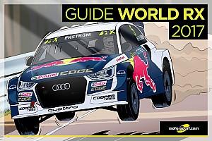 World Rallycross Preview Le Championnat du monde de Rallycross 2017 en un coup d'œil