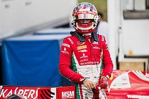 FIA F2 Важливі новини Ф2 на Хунгароринзі: в Леклера забрали поул