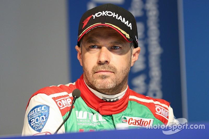 Monteiro will also miss Qatar WTCC finale