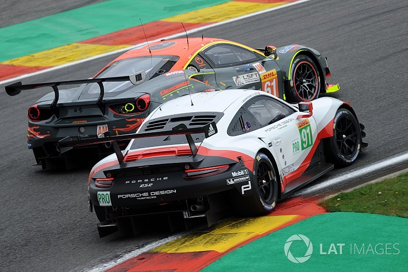 Ferrari and Porsche locked in head-to-head WEC Fan Survey battle
