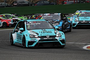 TCR Race report Race 2 at Spa: Vernay and Huff make a 1-2 finish for Leopard Racing
