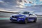 Prodotto BMW M4 CS, se una M4 non vi basta