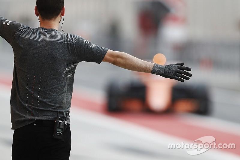 McLaren no renuncia a seguir mejorando el chasis
