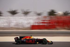 Formula 1 Testing report Bahrain F1 test: Ricciardo leads Hamilton on first morning