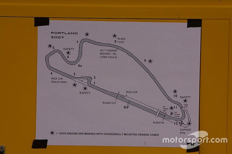 IndyCar-Comeback in Portland: Scott Dixon Schnellster bei Vorab-Test