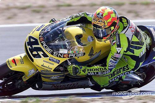Valentino Rossi, un palmarès qui restera dans la légende