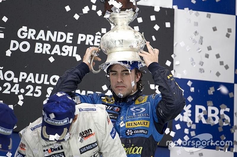 Alonso, el hombre que nos puso en el mapa de la F1