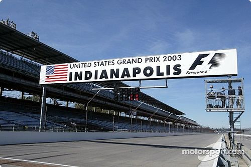 Indianapolis, 2021'de F1'e ev sahipliği yapmayı planlamıyor