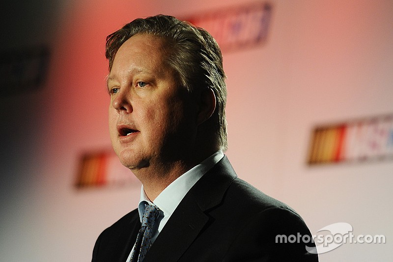 Ditahan polisi, bos NASCAR mundur dari jabatannya